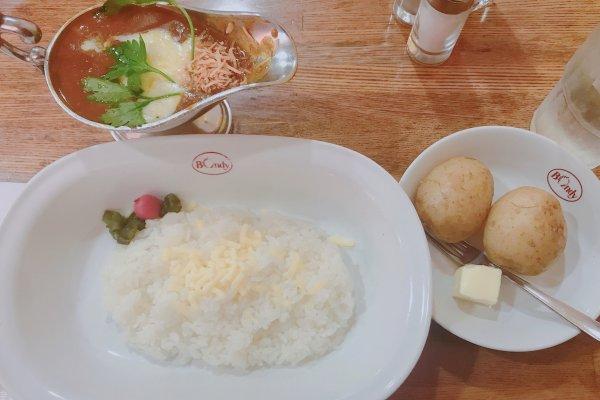【女ソロ活】有名カレー店ボンディ神田小川町店に行ってみた!欧風どろどろカレーが絶品