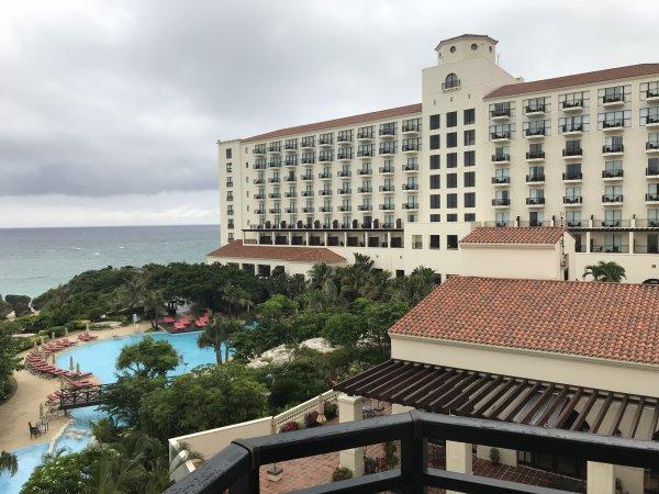 沖縄のホテル日航アリビラは朝食が凄い!リッチなホテルでリゾート気分を満喫