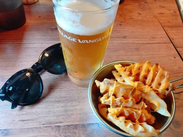 ヴィレヴァンダイナーでビール1杯目が200円フェア開催中!ビール好きは急げ!【8/9〜8/19】