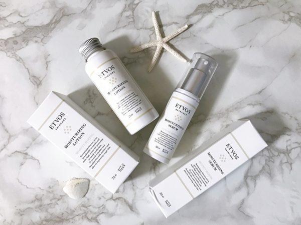 【30代】ETVOS(エトヴォス)化粧水&美容液お試しセット体験談